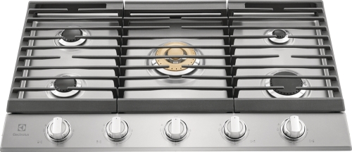Model: ECCG3668AS | GE 36'' Gas Cooktop