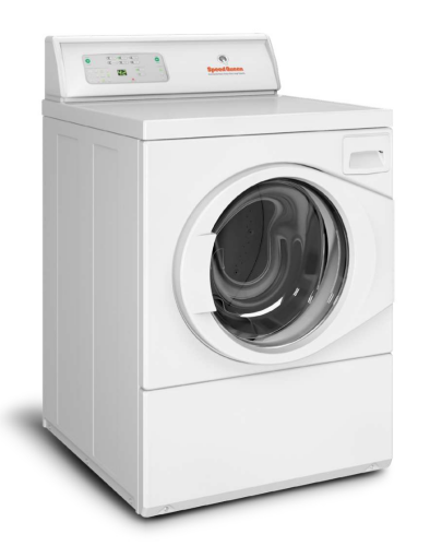 Speed Queen Rear Control Front Load Washer - Mechanical Homestyle