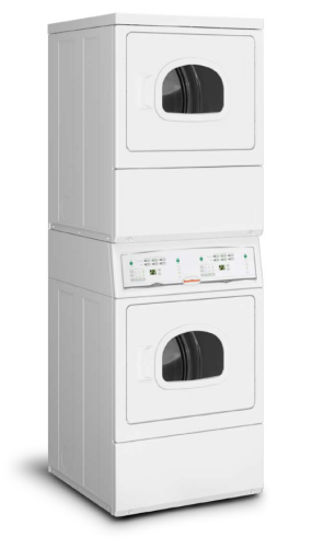 Speed Queen Stack Dryer - (Gas) Electronic Homestyle