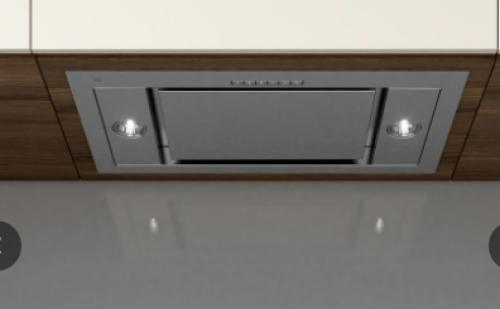 """XO Appliances 28"""" 600/395 CFM Insert For Custom Built Hood Italian Made, Stainless"""