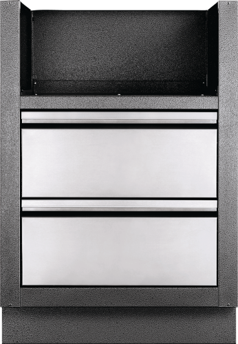 """Napoleon OASIS UNDER GRILL CABINET FOR BI 700 SERIES 18"""" AND 12"""" BURNERS"""