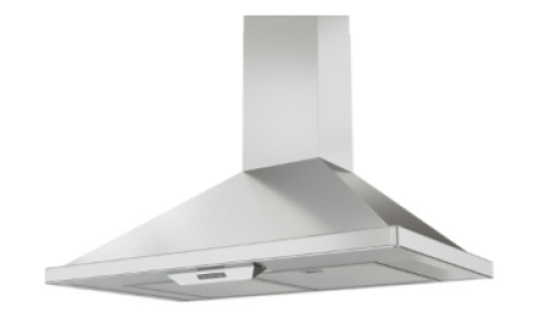 "Zephyr 36"" Wall Mounted Chimney Hood"
