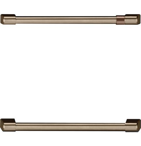 Cafe Café™ Undercounter Refrigeration Handle Kit - Brushed Bronze