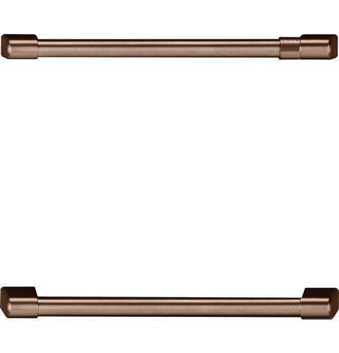 Cafe Café™ Undercounter Refrigeration Handle Kit - Brushed Copper