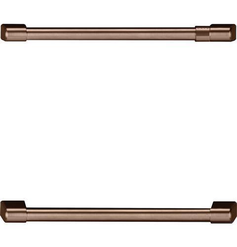 Cafe Café™ Undercounter Refrigeration Handle Kit - Brushed Copper