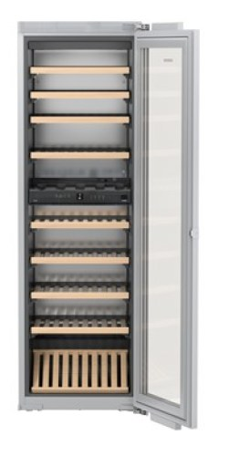"Liebherr 22"" Built-in wine cabinet"