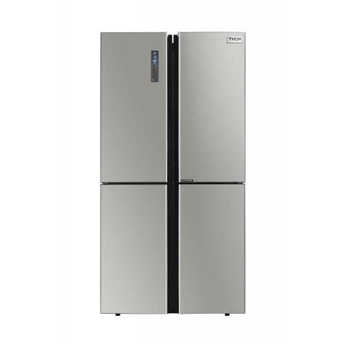 36 inch Counter-Depth 4 Door French Door Refrigerator