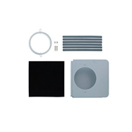 Zephyr Recirculating Kit for ZOM Series hoods