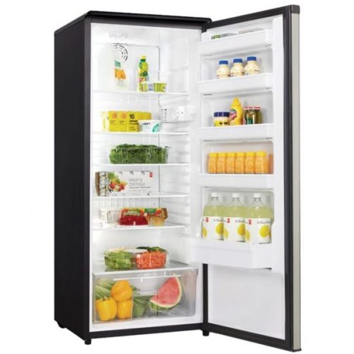 Model: DAR110A1BSLDD | Danby Danby Designer 11 cu. ft. Apartment Size  All Refrigerator