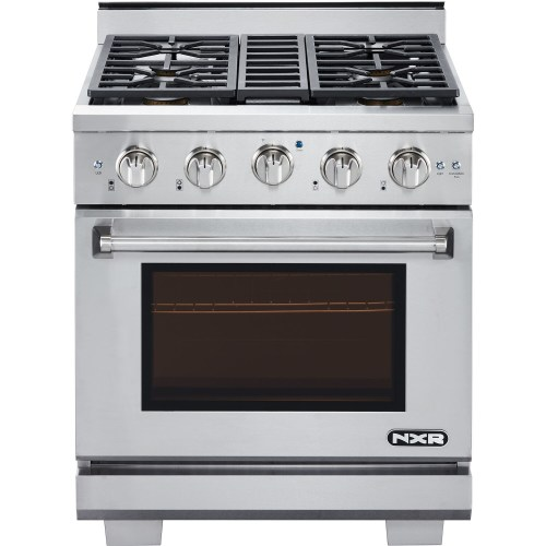 "NXR Products 30"" Culinary Series Gas Range"