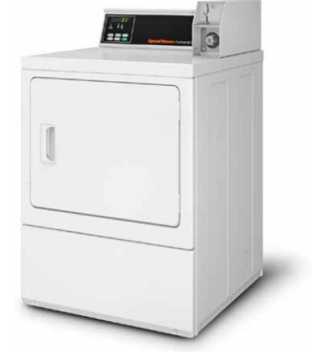 Speed Queen Commercial Electric Dryer - 208 Volt