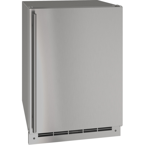 "U-Line 24"" Outdoor Refrigerator with Lock"
