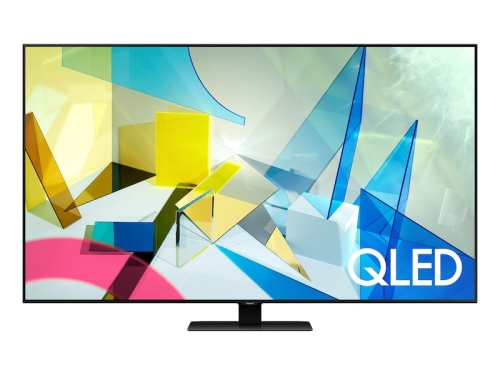 "Samsung Electronics 55"" Class Q80T QLED 4K UHD HDR Smart TV (2020)"
