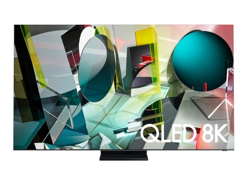 "Samsung Electronics 85"" Class Q950TS QLED 8K UHD HDR Smart TV"
