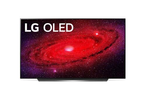 LG Electronics LG CX 55 inch Class 4K Smart OLED TV w/ AI ThinQ® (54.6'' Diag)