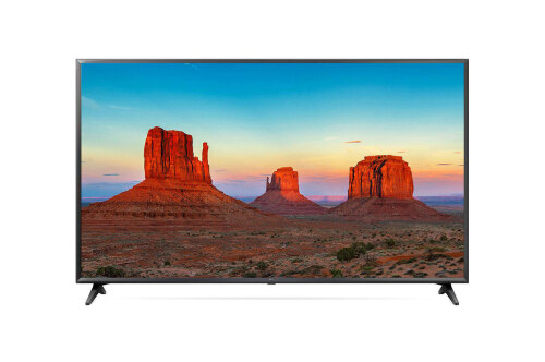 LG Electronics UK6200PUA 4K HDR Smart LED UHD TV - 43''
