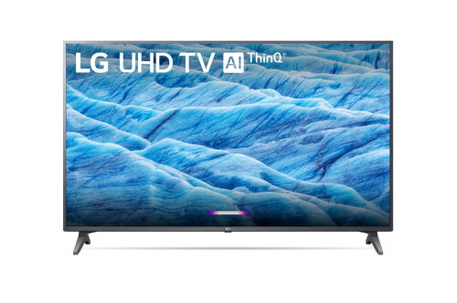 LG Electronics LG 43 inch 4K Smart UHD TV w/ AI ThinQ®