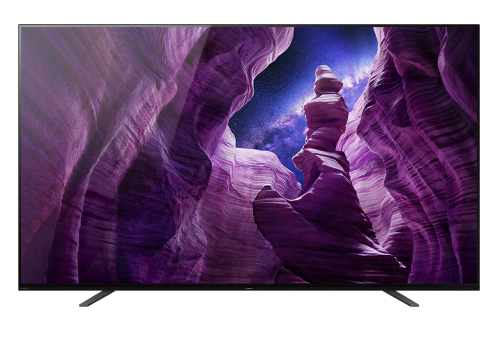 "Sony Corporation 55"" A8H® BRAVIA OLED 4K HDR TV"