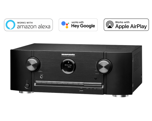 Marantz 7.2ch. 8K AV Receiver with HEOS® Built-in and Voice Control