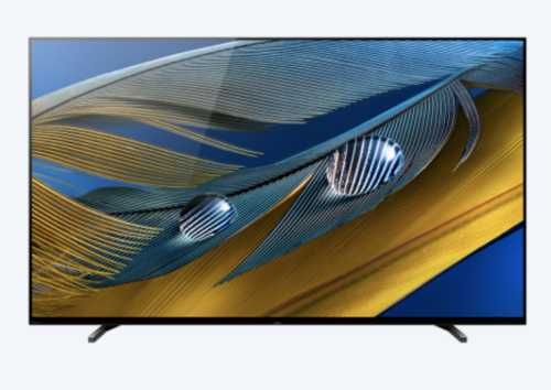 Sony Corporation BRAVIA XR A80J 4K HDR OLED with Smart Google TV (2021)