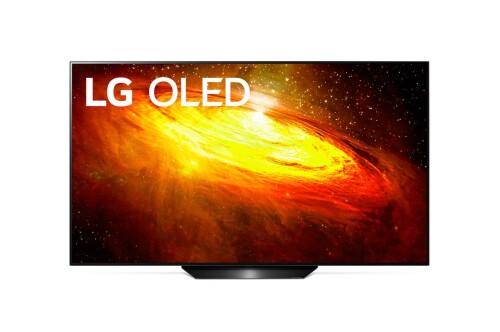 LG Electronics LG BX 65 inch Class 4K Smart OLED TV w/ AI ThinQ®