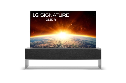 LG Electronics LG SIGNATURE OLED TV RX - 4K HDR Smart TV - 65''