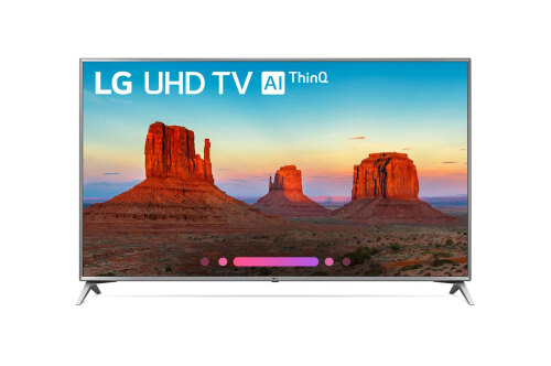 LG Electronics UK6570AUB 4K HDR Smart LED UHD TV w/ AI ThinQ® - 70''
