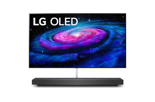 LG Electronics LG WX 65 inch Class Wallpaper 4K Smart OLED TV w/ AI ThinQ®