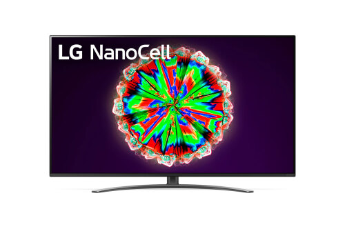LG Electronics LG NanoCell 81 Series 2020 55 inch Class 4K Smart UHD NanoCell TV w/ AI ThinQ
