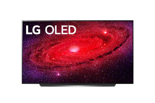 LG Electronics LG CX 77 inch Class 4K Smart OLED TV w/ AI ThinQ®