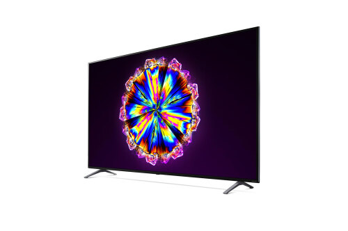 Model: 55NANO90UNA | LG Electronics LG NanoCell 90 Series 2020 55 inch Class 4K Smart UHD NanoCell TV w/ AI ThinQ