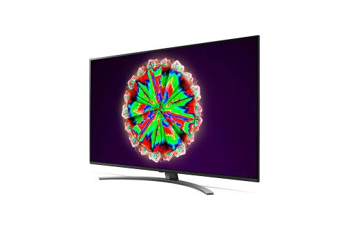 Model: 55NANO81ANA | LG Electronics LG NanoCell 81 Series 2020 55 inch Class 4K Smart UHD NanoCell TV w/ AI ThinQ