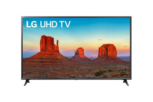LG Electronics UK6090PUA 4K HDR Smart LED UHD TV - 49''