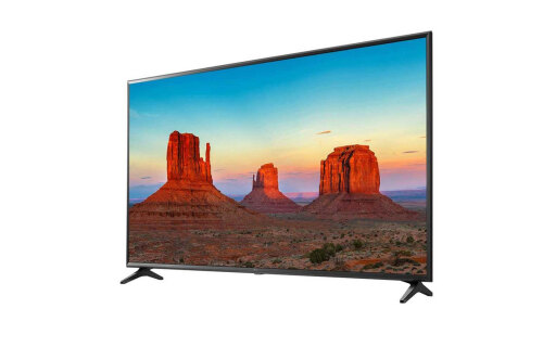 Model: 49UK6090PUA | LG Electronics UK6090PUA 4K HDR Smart LED UHD TV - 49''