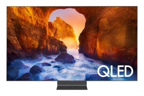 "Samsung Electronics 65"" Class Q90R QLED Smart 4K UHD TV"