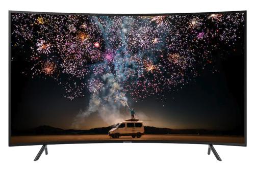 "Samsung Electronics 55"" Class RU7300 Curved Smart 4K UHD TV"