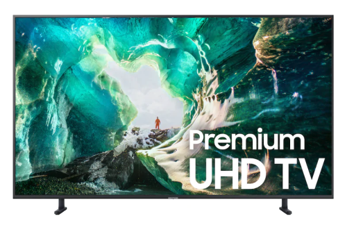 "Model: UN55RU8000FX | Samsung Electronics 55"" Class RU8000 Premium Smart 4K UHD TV"