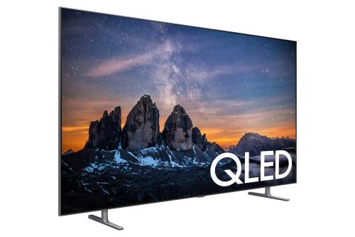 "Model: QN75Q80RAFX | Samsung Electronics 75"" Class Q80R QLED Smart 4K UHD TV"