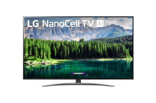 LG Electronics LG Nano 8 Series 4K 49 inch Class Smart UHD NanoCell TV w/ AI ThinQ® (48.5'' Diag)