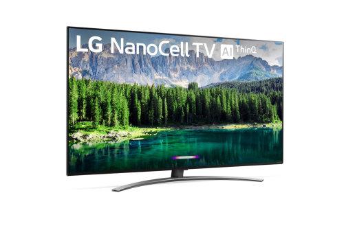Model: 49SM8600PUA   LG Electronics LG Nano 8 Series 4K 49 inch Class Smart UHD NanoCell TV w/ AI ThinQ® (48.5'' Diag)