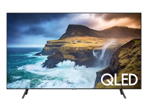 "Samsung Electronics 75"" Class Q70R QLED Smart 4K UHD TV"