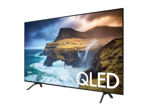 "Model: QN75Q70RAFX | Samsung Electronics 75"" Class Q70R QLED Smart 4K UHD TV"