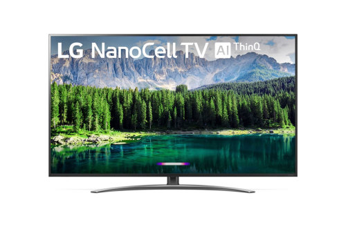 LG Electronics LG Nano 8 Series 4K 75 inch Class Smart UHD NanoCell TV w/ AI ThinQ® (74.5'' Diag)