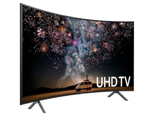 "Samsung Electronics 55"" Class RU7300 Curved Smart 4K UHD TV (2019)"