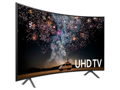 "Samsung Electronics 65"" Class RU7300 Curved Smart 4K UHD TV (2019)"