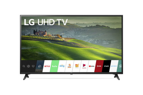 LG Electronics 43 Inch Class 4K HDR Smart LED TV