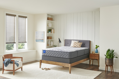 Model: 526704FM | Sealy Sealy Carrington Chase Clairebrook Cushion Firm - Full/Double