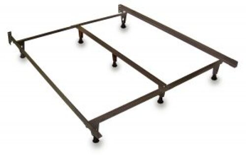 KNICKERBOCKER Ultra Premium 7 Leg Bed Frame  with Glides