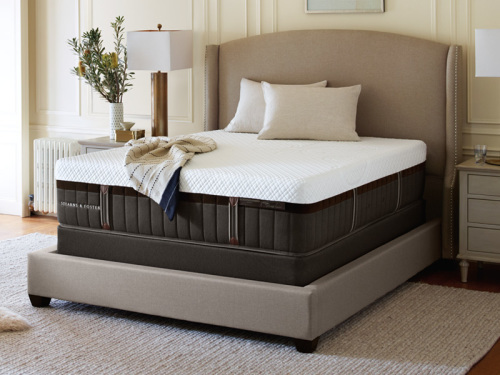 Baywood Luxury Cushion Firm Euro Pillow Top Advanced AdaptFoam King