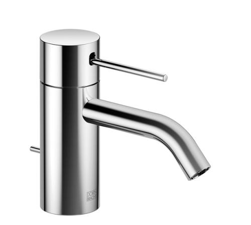 DornBracht META SLIM Single-lever lavatory mixer with drain - light rose